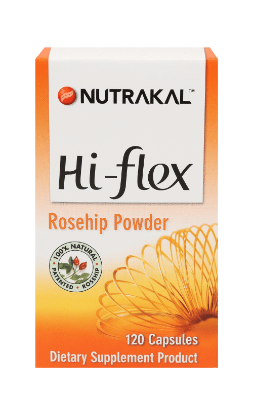 Hi-flex : Rosehip powder