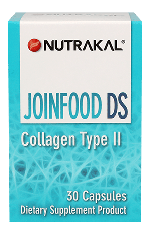 JOINFOOD DS: Undenatured Collagen Type II