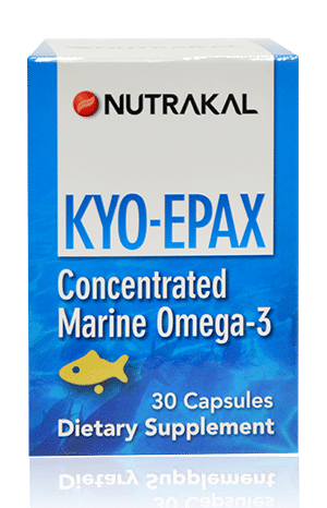 Kyo-Epax : Double concentrate fish oil