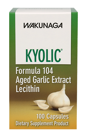Kyolic : Aged Galic Extract + Lecithin