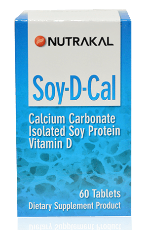 Soy-D-Cal: The Essence of Calcium Function